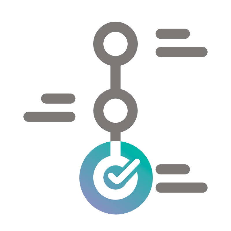 AACN Timeline Icon